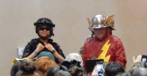 Jay Garrick & someone from Division maybe?