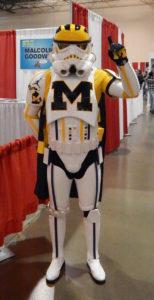 Michigan University Stormtrooper